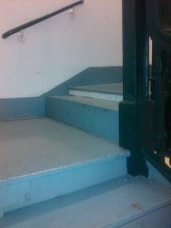 Blog 2011.03.08 hotel egress stair
