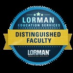 Lorman badge